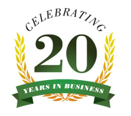 Celebrating 20 years in business at Hearing & Tinnitus Management, LLC